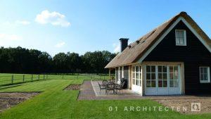 Bijgebouw landhuis te Nijverdal