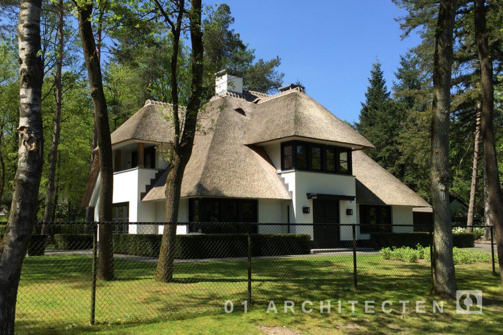 01 architecten stijlvolle nieuwbouw woningen en villa 39 s for Huizen stijlen