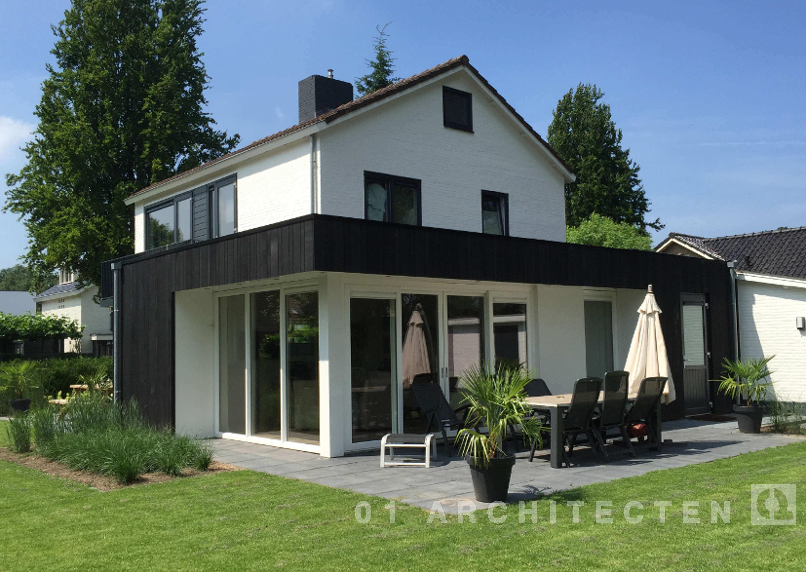 Foto 39 s woningen en villa 39 s verbouw 01 architecten for Bouwkosten huis