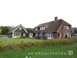 architectenbureau nieuwbouw boerderij buitengebied