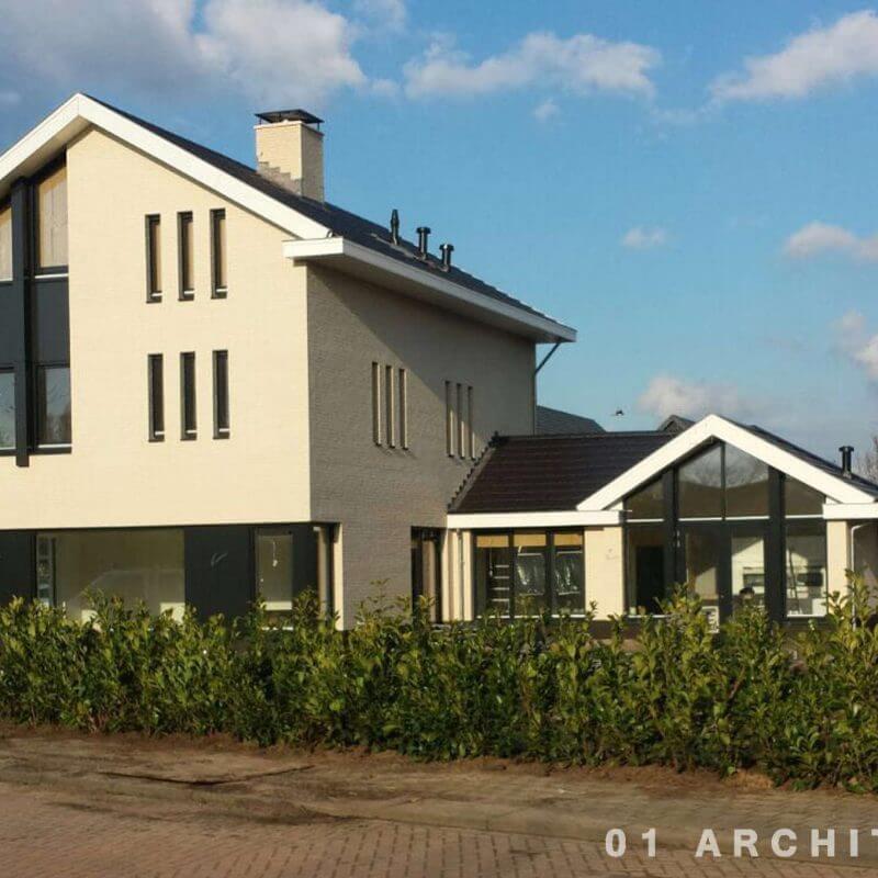 vrijstaande villa 3 bouwlagen Empel