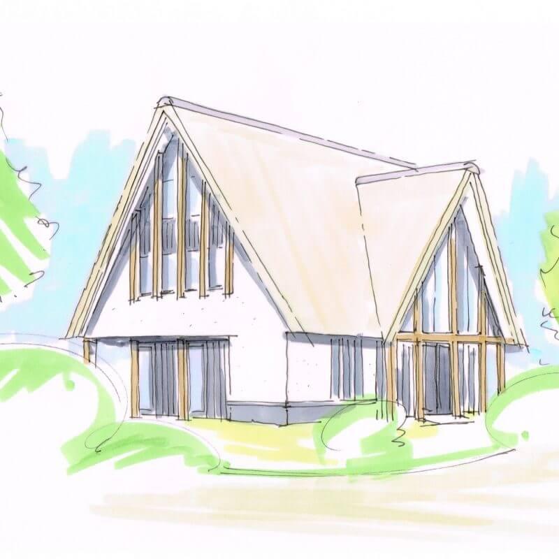 Nieuwbouw villa in Aerdenhout
