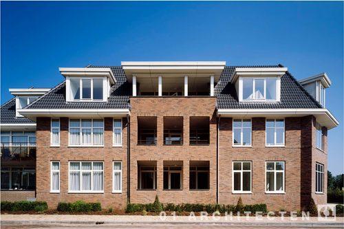 Appartementen te Eefde Interpolis Vastgoed BV 01 Architecten zakelijk