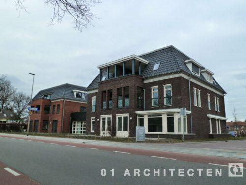 Appartementengebouw te Wilp 01 Architecten zakelijk