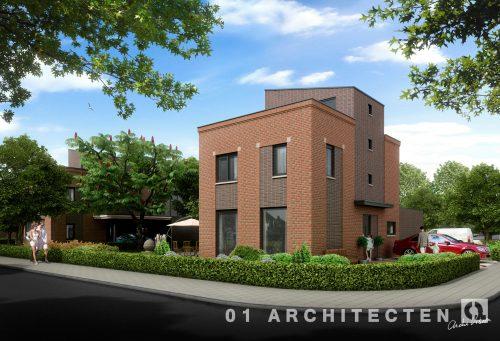 Bedrijfswoning te Almelo 01 Architecten zakelijk
