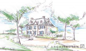 Landgoed te Overijssel 01 Architecten zakelijk