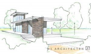 Modern landhuis te Overijssel 01 Architecten zakelijk