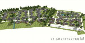 Recreatiepark te Voorthuizen 01 Architecten zakelijk