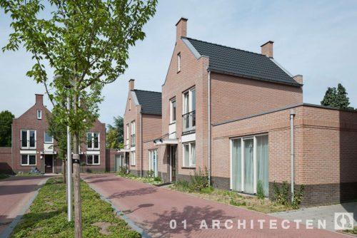 Jaren 30 stijl woningen te Enschede 01 Architecten zakelijk