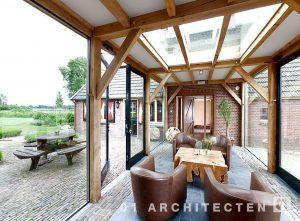 Woningverbouw door middel van Rood voor Rood en VAB 01 Architecten zakelijk