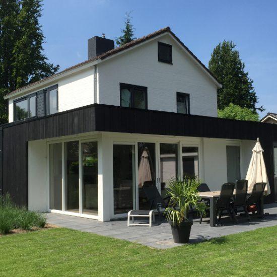 moderne verbouw jaren 70 woning