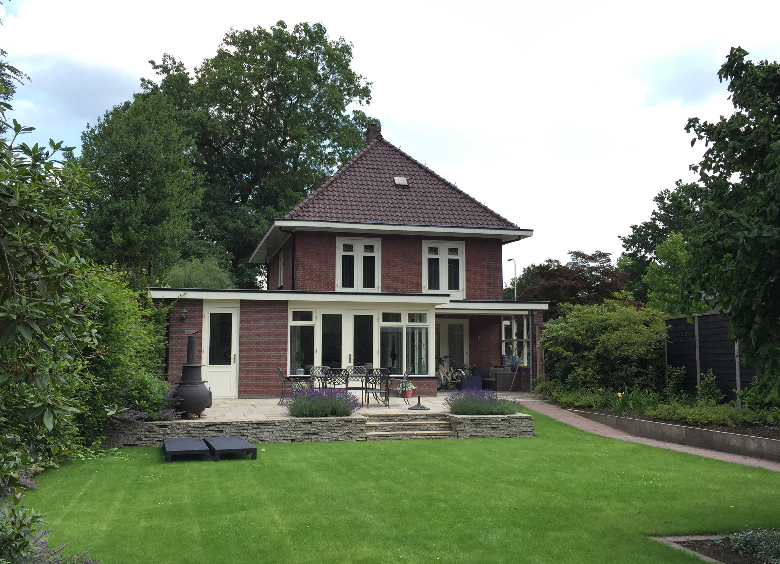verbouw sfeervolle jaren 30 villa te nijverdal 01 architecten. Black Bedroom Furniture Sets. Home Design Ideas