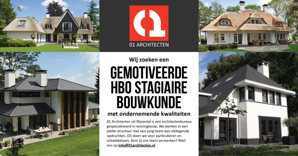 stageair architectenbureau overijssel
