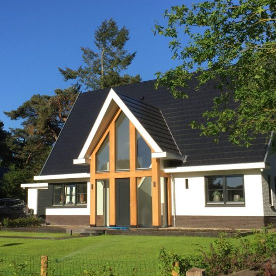 moderne nieuwbouw villa architect Nijverdal