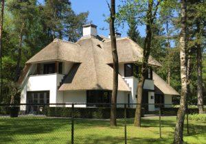 villa wit riet architect Dennis Kemper 01architecten