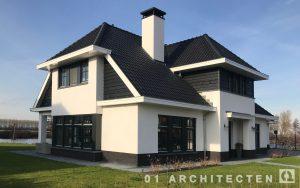 Villa Gelderland Culemborg nieuwbouw