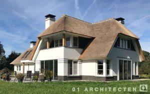 luxe villa buitengebied Putten Veluwe