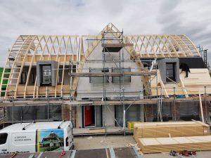 woning in aanbouw Blaricum nieuwbouw