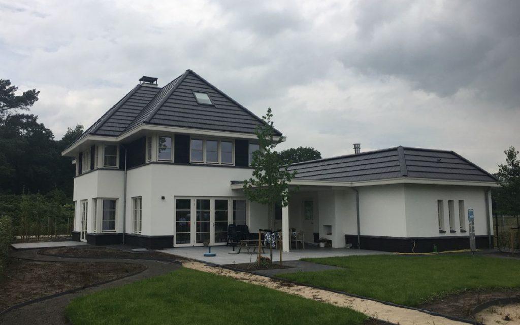 Vrijstaande nieuwbouw villa in Veenendaal