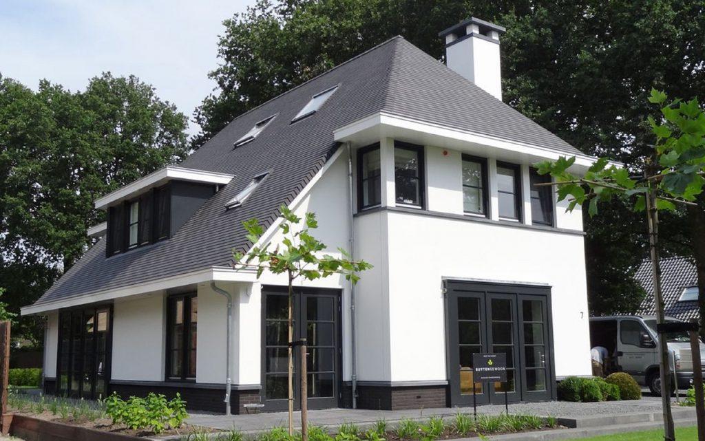Eigentijdse nieuwbouw villa in Veenendaal
