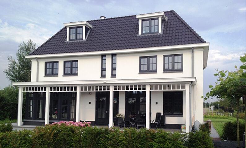 Uw eigen villa bouwen in Almere Overgooi