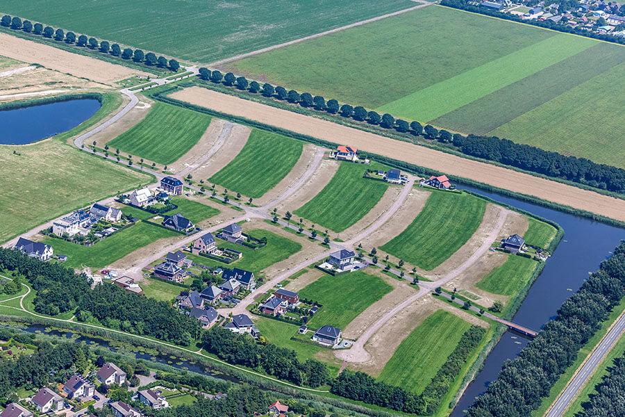 Uw eigen villa bouwen in Almere in de Villawijk Vogelhorst