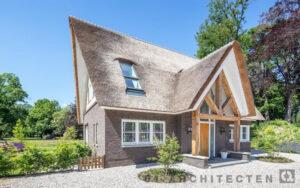 moderne villa riet architect