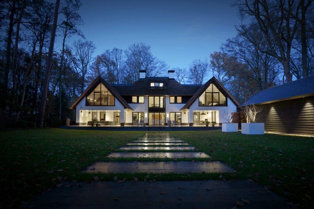 nieuwbouw villa overijssel